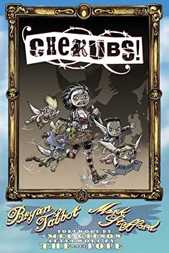 Cherubs!: Talbot, Bryan