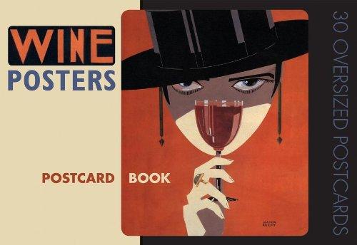 9781595831842: Wine Posters Postcard Book