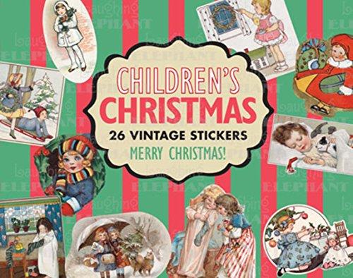 9781595831958: Children's Christmas Vintage Stickers
