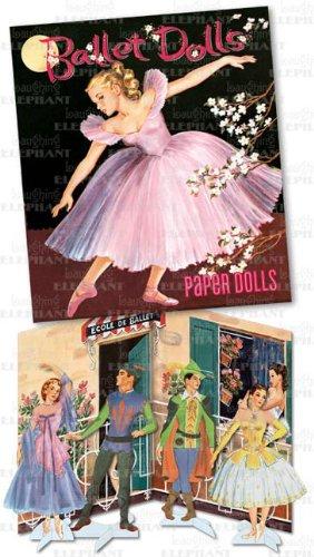 9781595833273: Ballet Paper Dolls