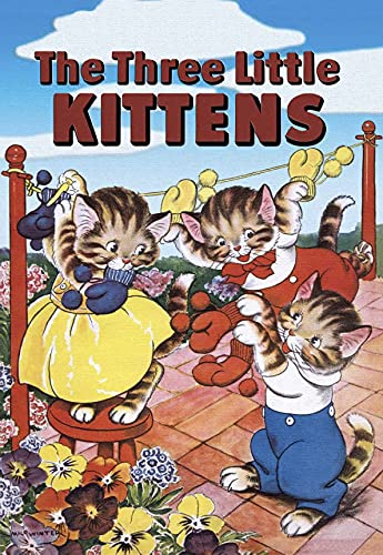 The Three Little Kittens (Shape Books) (1595833749) by Mother Goose