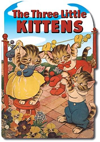9781595833747: The Three Little Kittens (Shape Books)