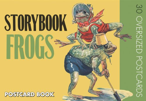 9781595833822: Storybook Frogs Postcard Book