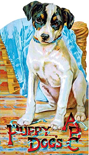 9781595833846: Puppy Dog's ABC (Shape Books)