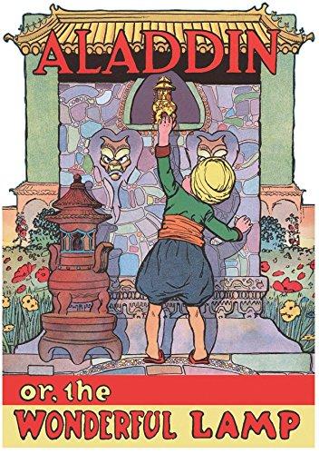 Aladdin Or, The Wonderful Lamp (Shape Books): Lawrence, C.H. [Illustrator]