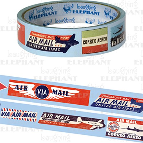 9781595835918: Par Avion Airmail - Tape (Decorative Tape)