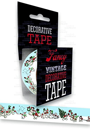 9781595836083: Snow People - Tape (Decorative Tape)