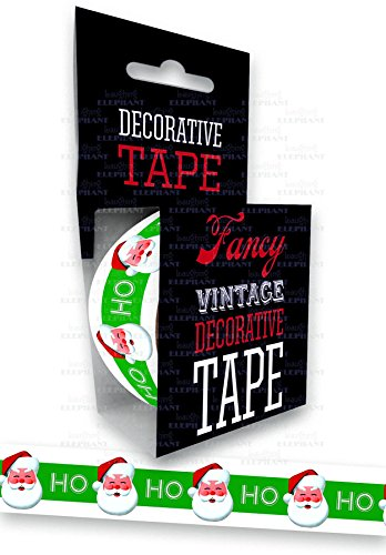 9781595836106: Ho Ho Santa - Tape - Tape (Decorative Tape)
