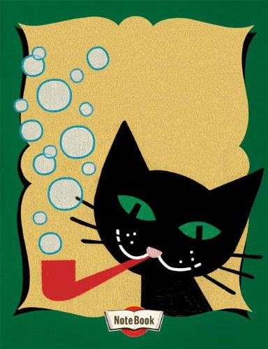 9781595836342: Hello Darling Notebook - Cat Blowing Bubbles (Hello Darling Journals)