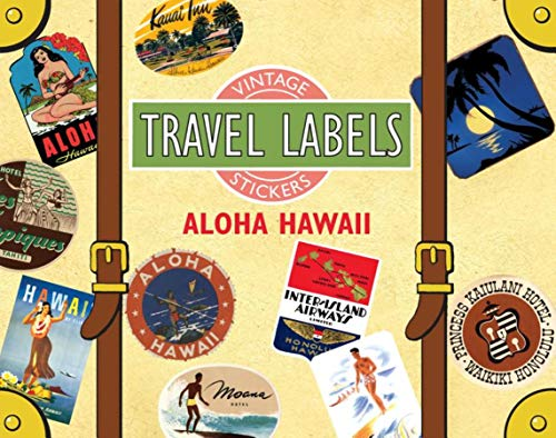 9781595838162: Aloha Hawaii Travel Labels (Travel Stickers)