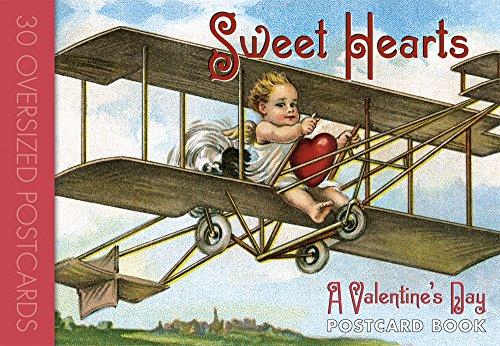 Sweet Hearts: Valentine Postcard Book