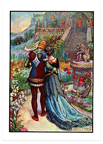 Happily Ever After Fairy Tale Wedding Greeting Card