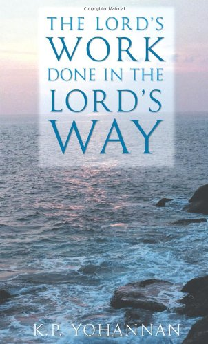 9781595890177: The Lord's Work Done in the Lord's Way