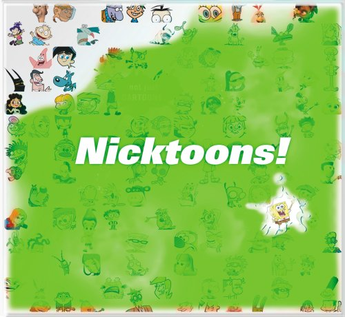 Not Just Cartoons: Nicktoons! (1595910433) by Jerry Beck