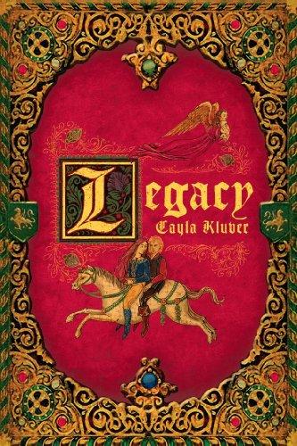 9781595910554: Legacy (Legacy Trilogy)