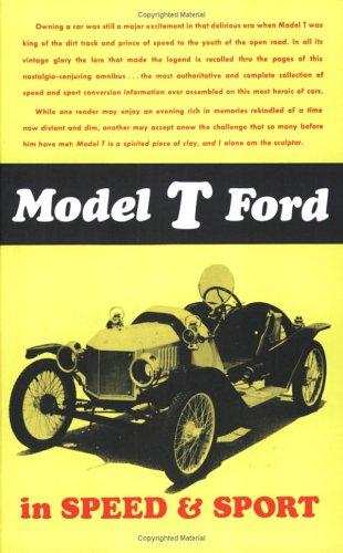 Model T Speed and Sport: Pulfer, Harry