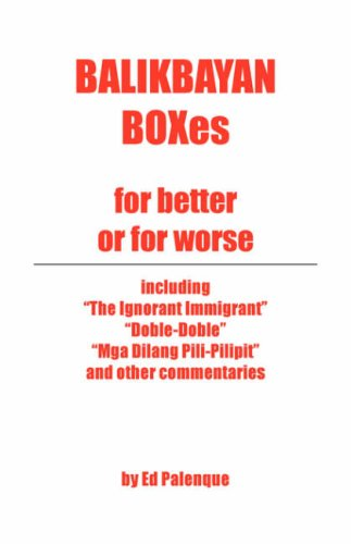 9781595941619: Balikbayan BOXes: For Better or For Worse