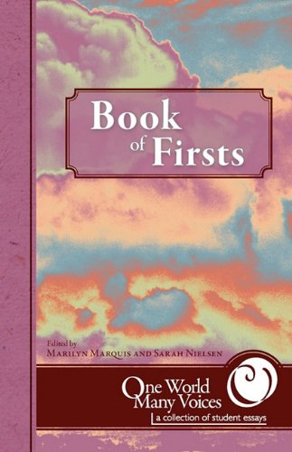 9781595944122: One World Many Voices: Book of Firsts