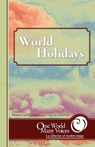 9781595944139: One World Many Voices: World Holidays
