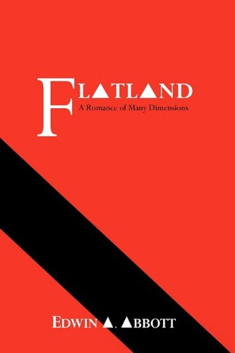 9781595948304: Flatland: A Romance of Many Dimensions