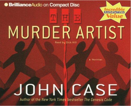 The Murder Artist (1596004258) by John Case