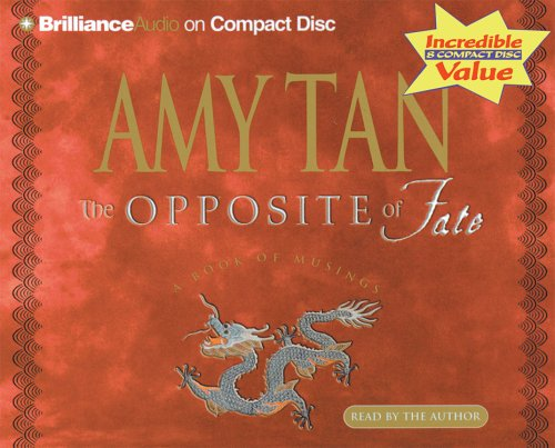The Opposite of Fate (1596004312) by Amy Tan