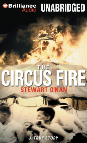 The Circus Fire (1596004843) by Stewart O'Nan