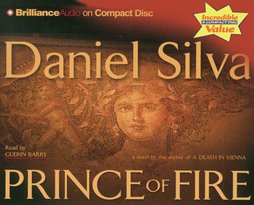 9781596008090: Prince of Fire (Gabriel Allon Series)