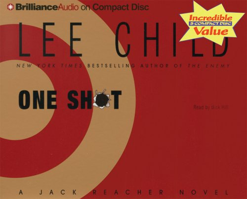 One Shot (Jack Reacher, No. 9): Lee Child