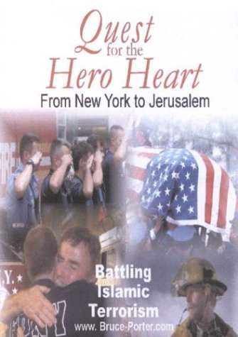 9781596010079: Quest for the Hero Heart: From New York to Jerusalem