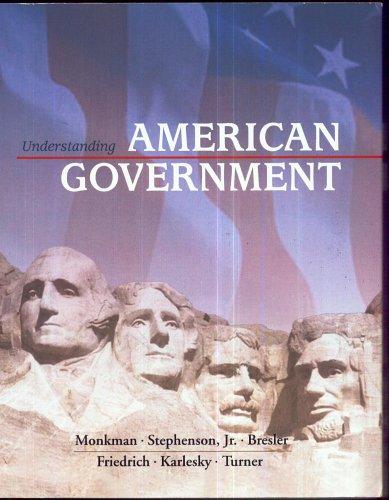 9781596021068: Understanding AMERICAN GOVERMENT
