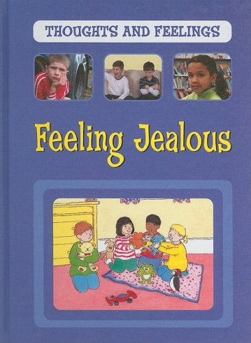 Feeling Jealous (Thoughts and Feelings (Stargazer Library)): Levete, Sarah