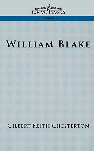 9781596050167: William Blake (Cosimo Classics Biography)