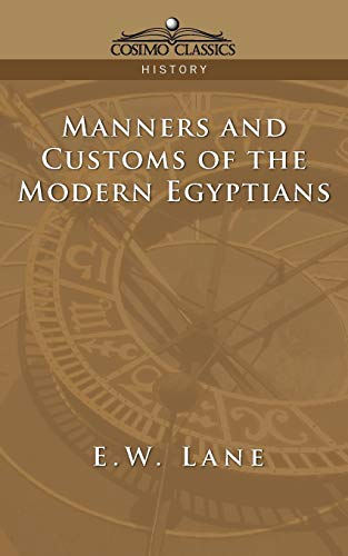 9781596051614: Manners and Customs of the Modern Egyptians