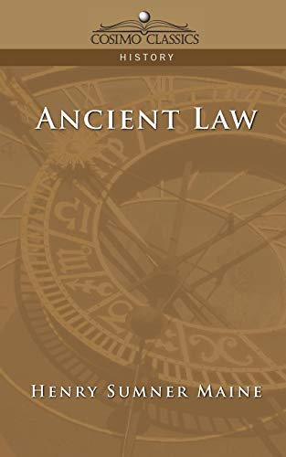 9781596052260: Ancient Law