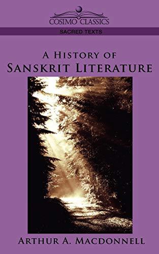 9781596053106: A History of Sanskrit Literature