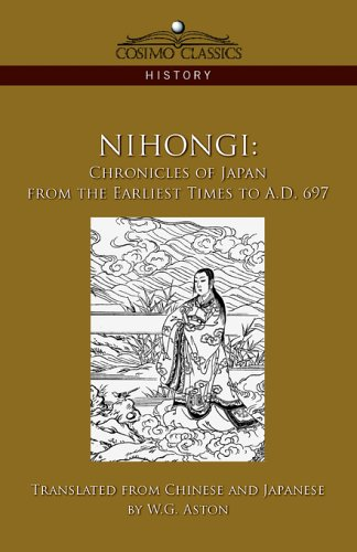 9781596053366: NIHONGI: Chronicles of Japan from the Earliest Times to A.D. 697