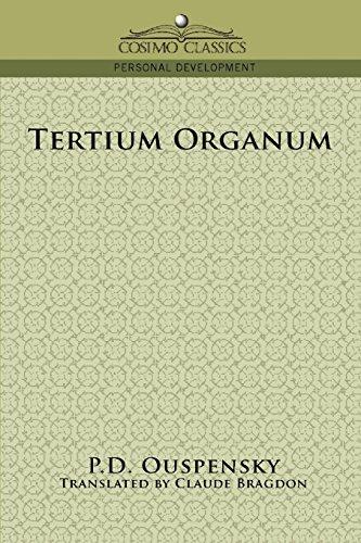 9781596054479: Tertium Organum (Cosimo Classics Personal Development)