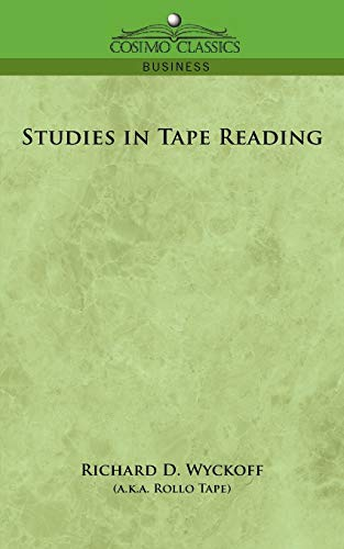 9781596054905: Studies in Tape Reading