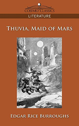 9781596055063: Thuvia: Maid of Mars