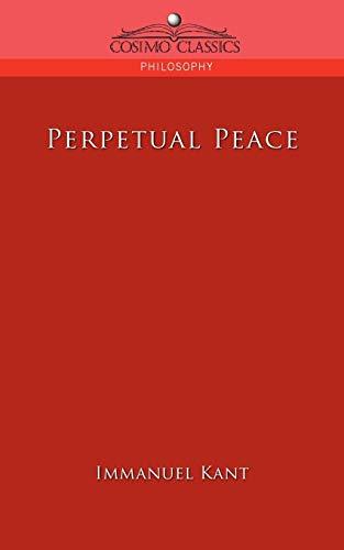 9781596055490: Perpetual Peace