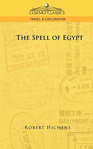 9781596055919: The Spell of Egypt (Cosimo Classics Travel & Exploration)