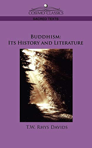 9781596055988: Buddhism: Its History and Literature