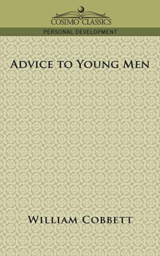 9781596056244: Advice to Young Men