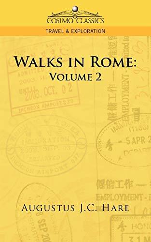 9781596056268: Walks in Rome: Volume 2