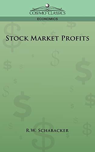 9781596056503: Stock Market Profits
