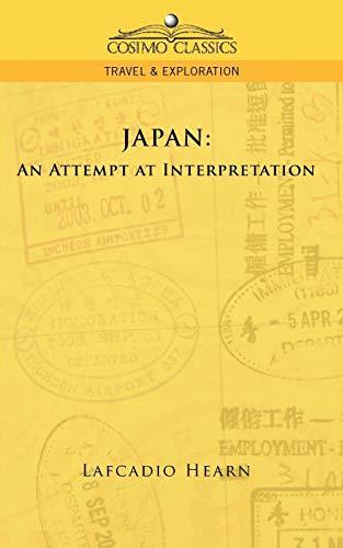 9781596056589: Japan: An Attempt at Interpretation