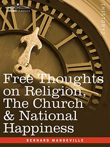 9781596058439: Free Thoughts on Religion, the Church & National Happiness