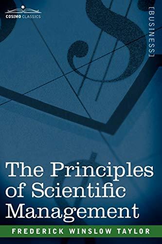 9781596058897: The Principles of Scientific Management