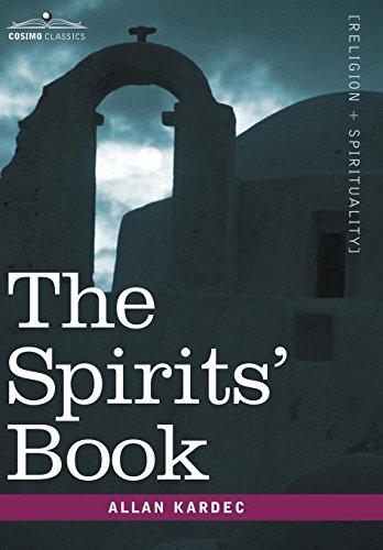 9781596059580: The Spirits' Book (Cosimo Classics Sacred Texts)